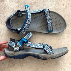 TEVA Open-Toe Outdoor Hiking Water Sports Sandals